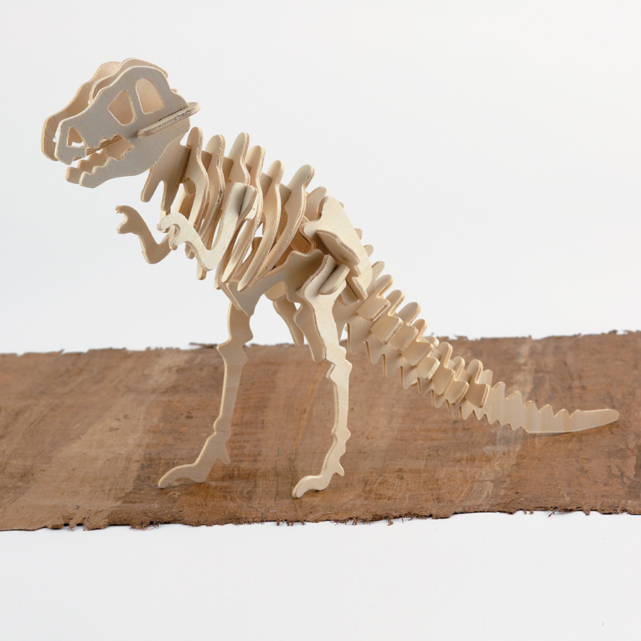 Dino Bonz Dinosaur Puzzle Activity Kit