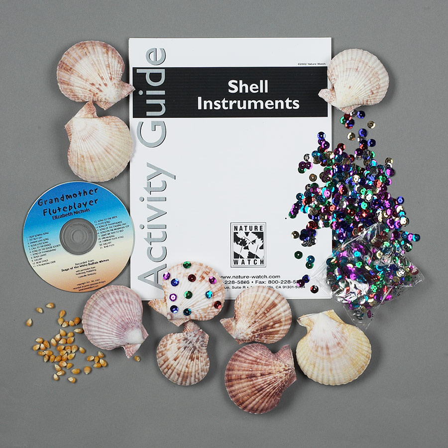 Shell Instrument Activity Kit