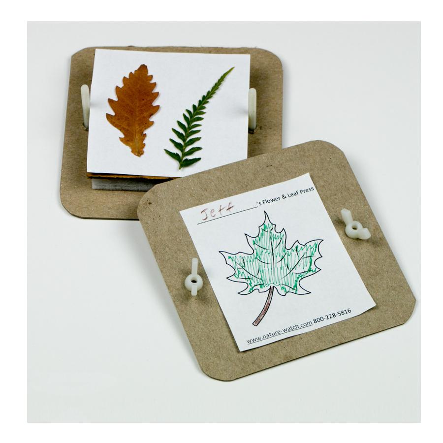 Make Your Own Leaf Or Flower Press