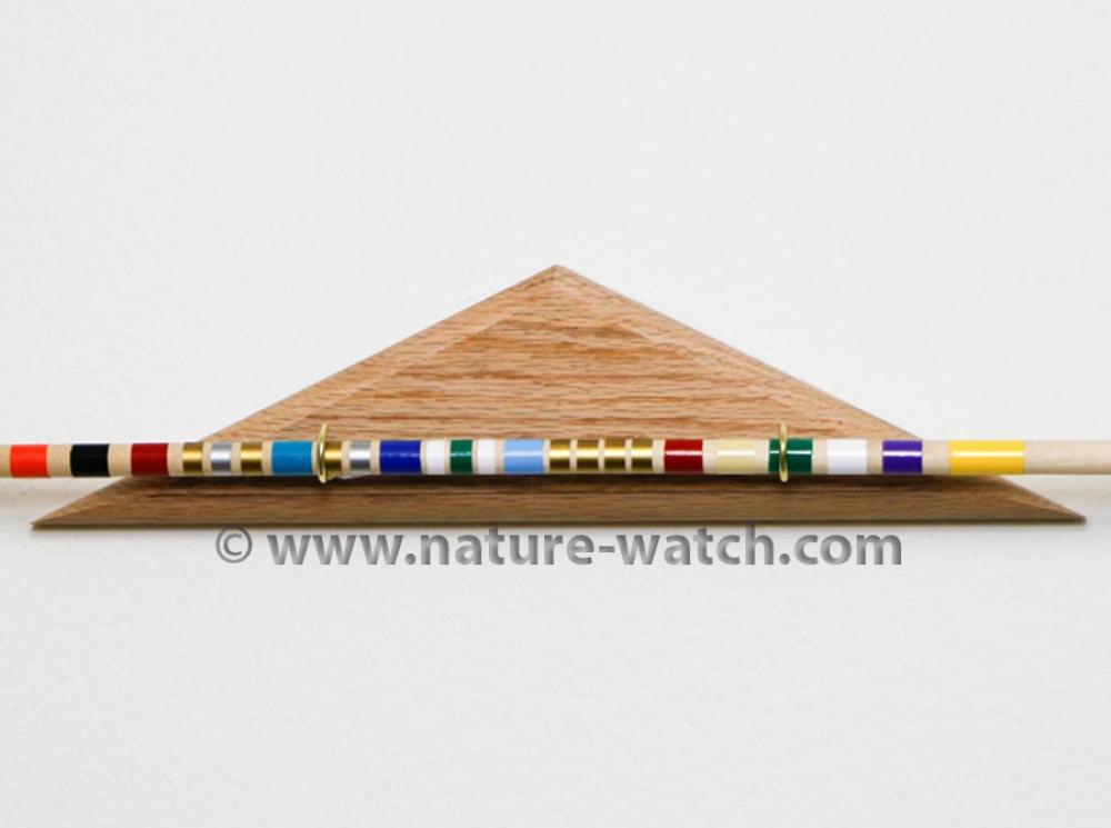 arrow of light plaque low cost plaque to hang your arrow of light. Black Bedroom Furniture Sets. Home Design Ideas
