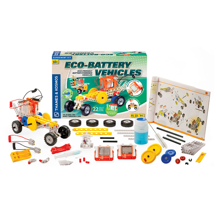 eco battery vehicles kit electric vehicles experiment kit. Black Bedroom Furniture Sets. Home Design Ideas