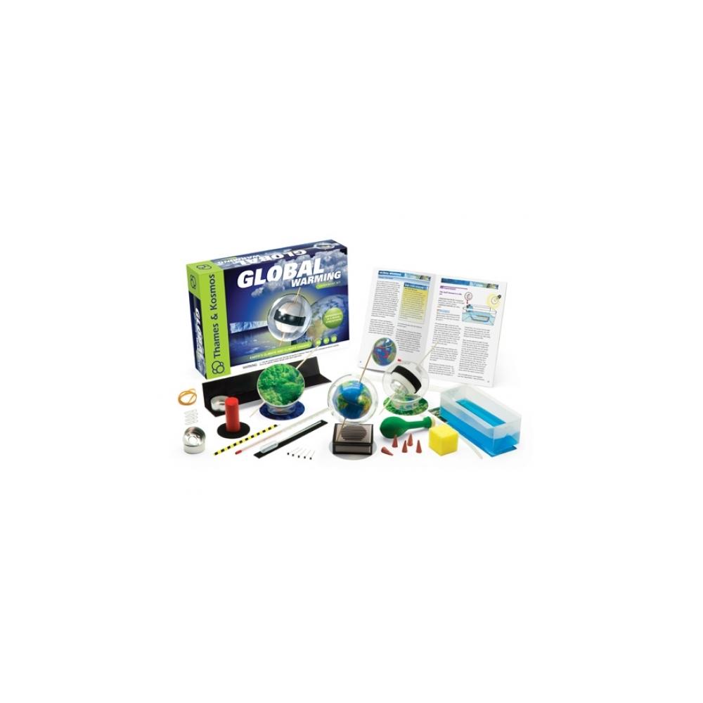 Global warming experiment kit earth experiment kit