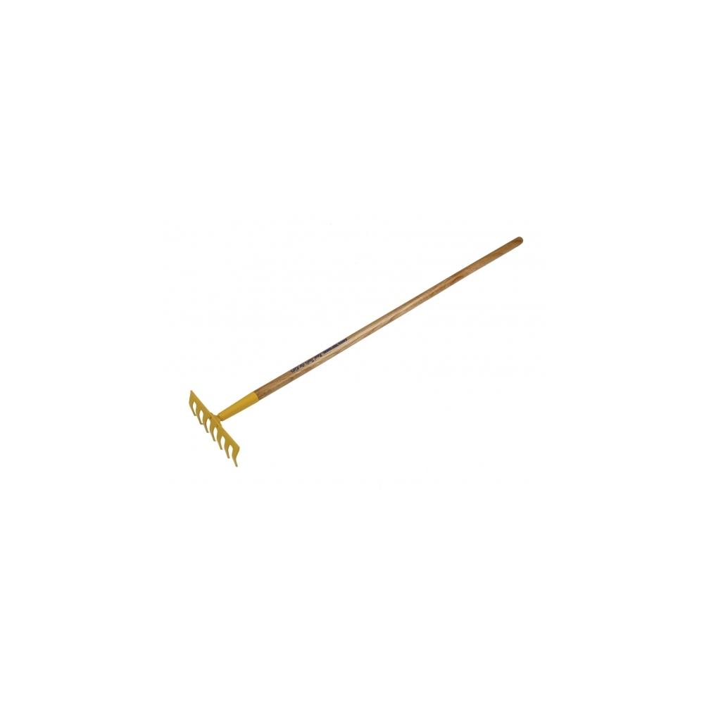 Kid 39 s garden rake kid 39 s gardening tools for Large rake garden tool