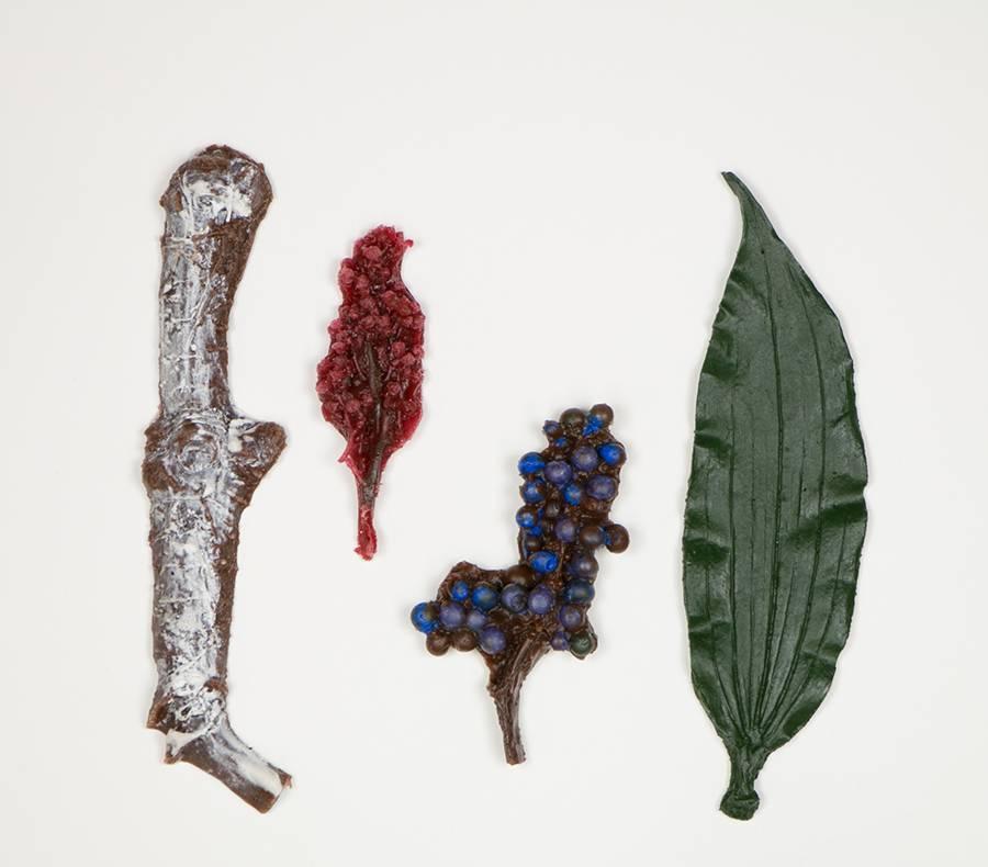 Native American Medicinal Plant Replicas 22 Vinyl Replicas
