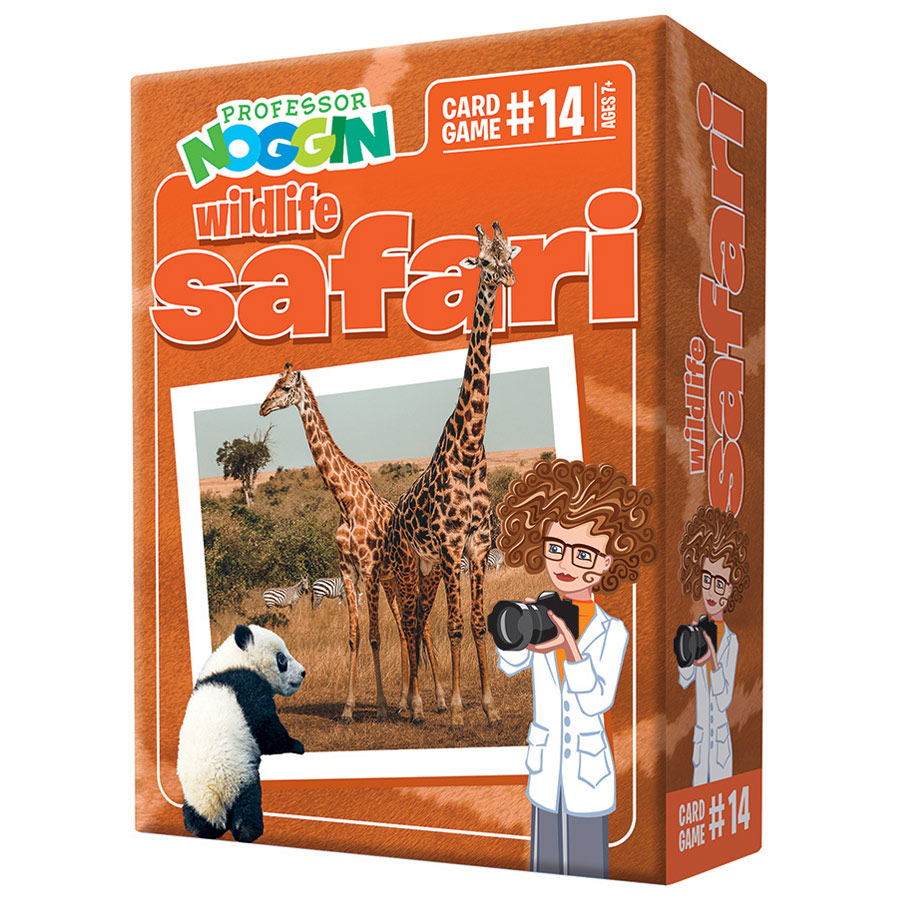 Wild Safari Games