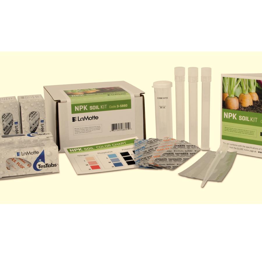 Soil test kit for Soil test kit