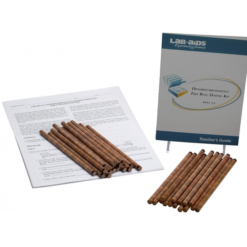 Tree ring dating kit