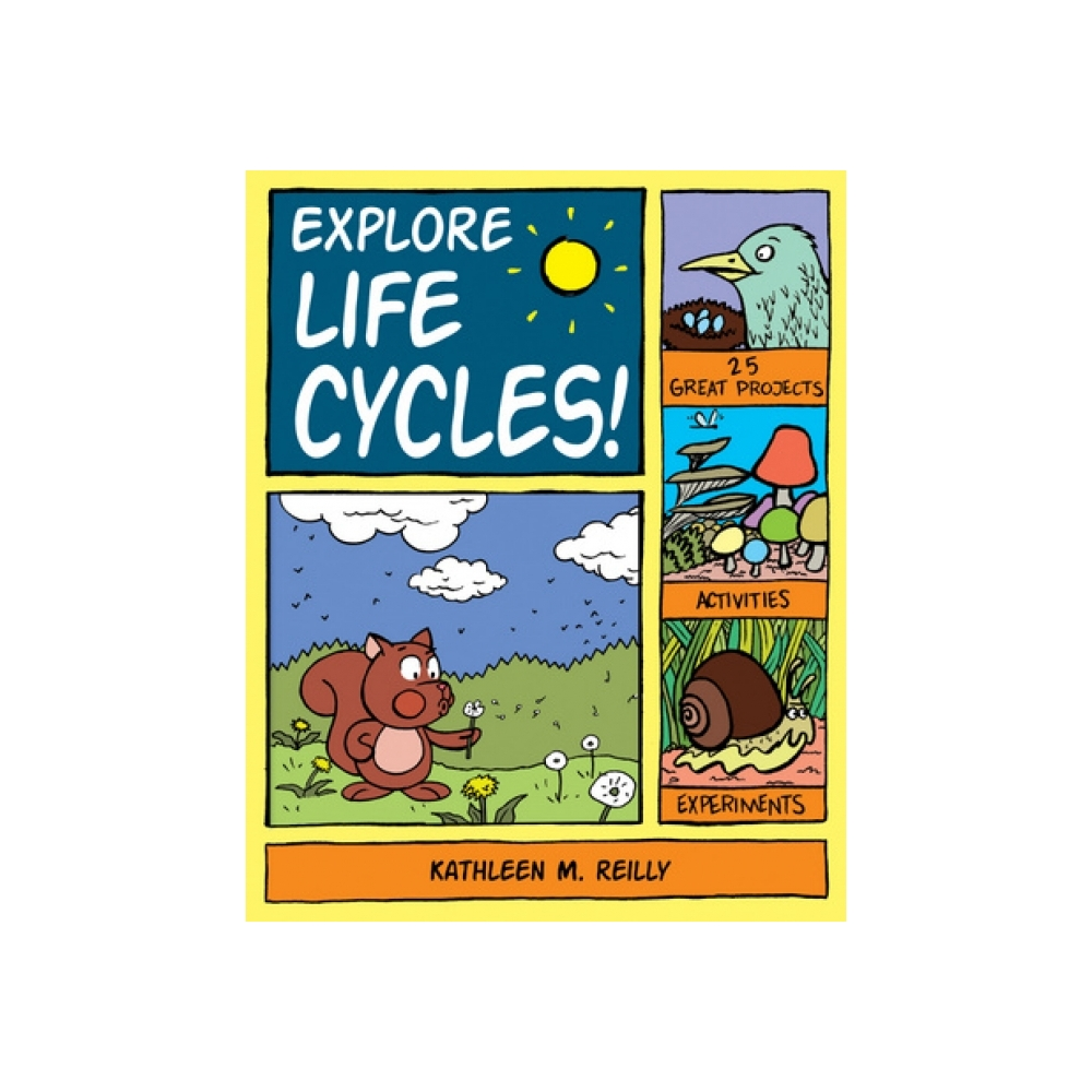 Explore Life Cycles Book