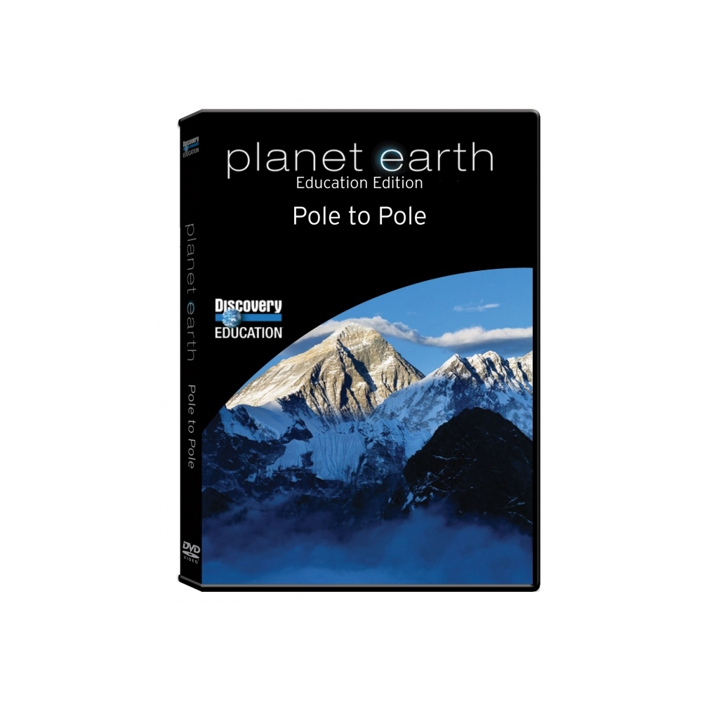 planet earth dvd pole to pole. Black Bedroom Furniture Sets. Home Design Ideas