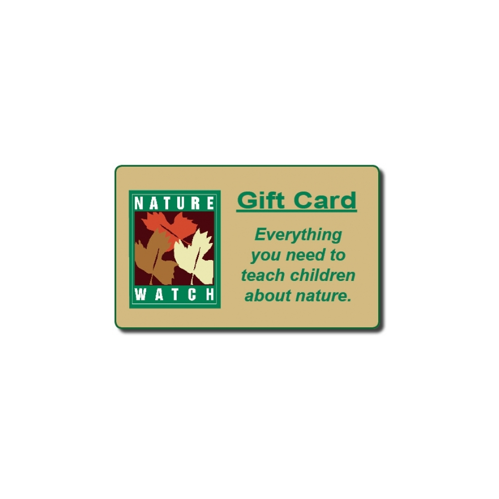 Nature-Watch Gift Card