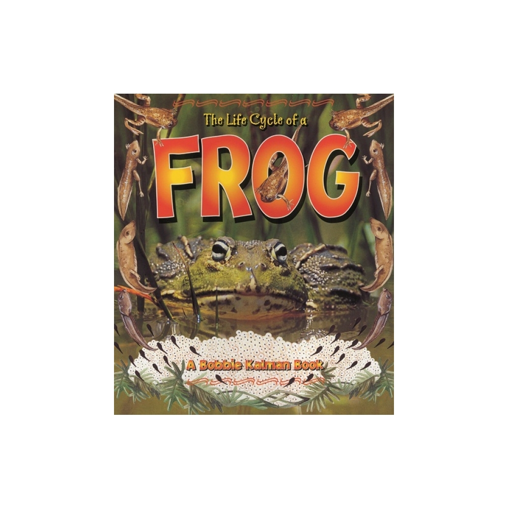 The Life Cycle of a Frog Book - Frog Life Cycle Book
