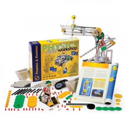 Renewable Energy Science Kit Make Your Home Energy Efficient