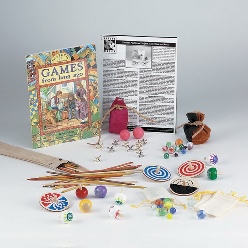 Pioneer Pastimes Activity Kit