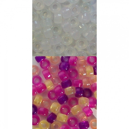 Solar Color-Changing UV Beads