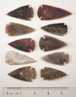 Arrowheads - Premium Hand Chipped Replicas