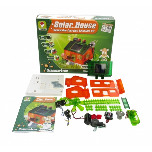 Solar House Science Kit