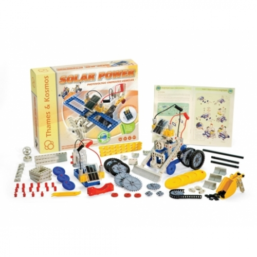 Solar Power Science Kit
