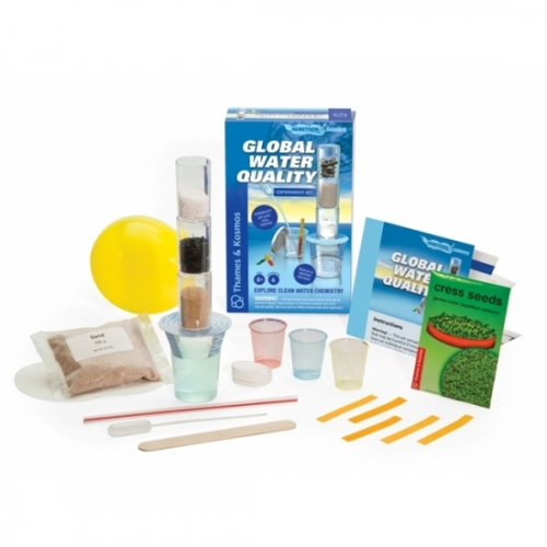 Global Water Quality Testing Kit