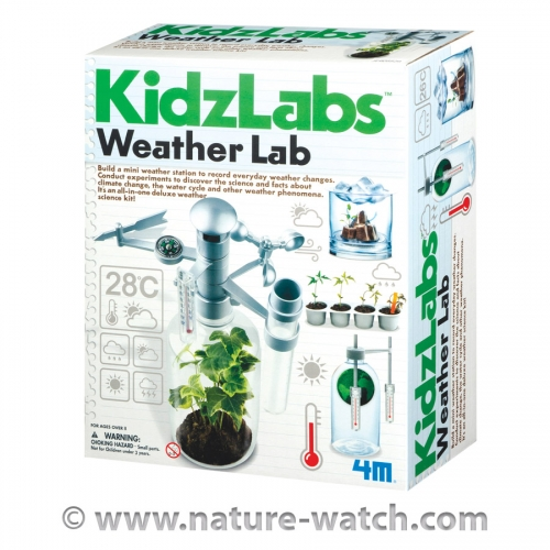 Weather Lab Weather Station