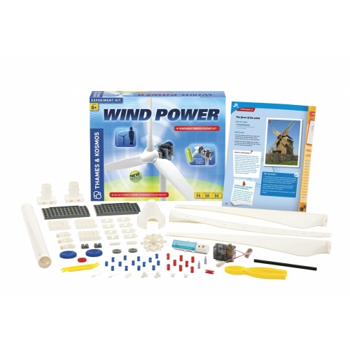 Wind Power 3.0 Science Kit