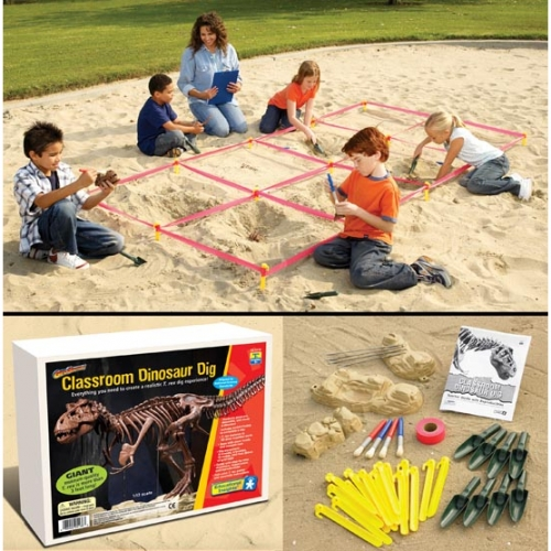 Dinosaur Dig Group Activity