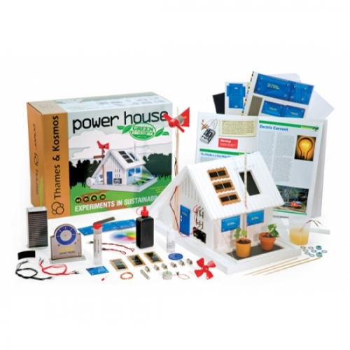 Power House Green Essentials Edition Kit
