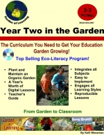 Garden of Learning - The Garden Curriculum (Year 2)