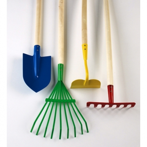 Preschool Age Kid's Gardening Tool Set