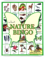 Nature Bingo Game