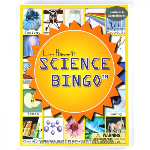 Science Bingo Game