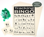 Animal Tracking Bingo