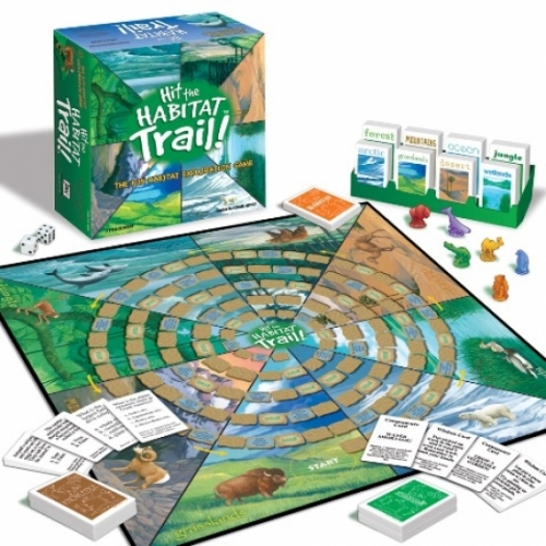 Hit the Habitat Trail Game