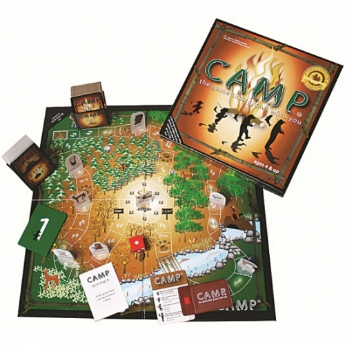 Camp the Board Game