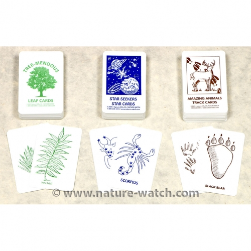Nature Watch Card Games