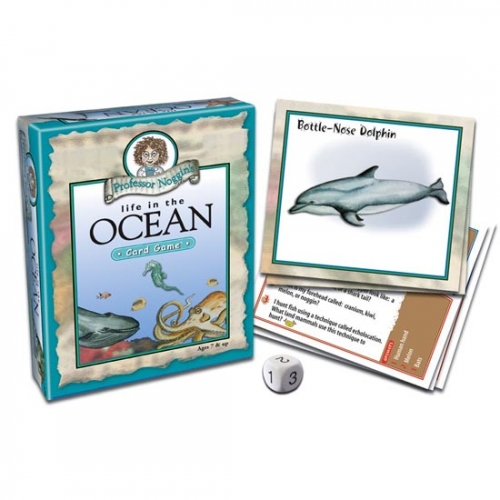 Life in the Ocean Card Game