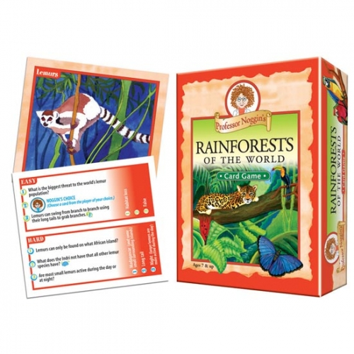 Rainforests of the World Card Game