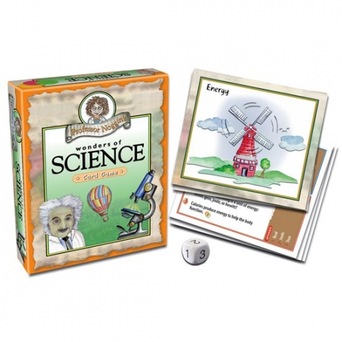 Wonders of Science Card Game
