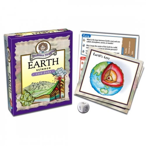 Earth Science Card Game