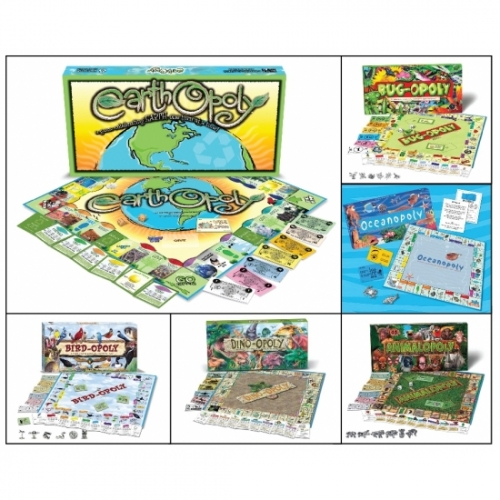 Nature-Opoly Games