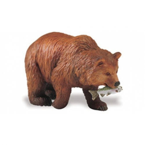 Grizzly Bear Replica