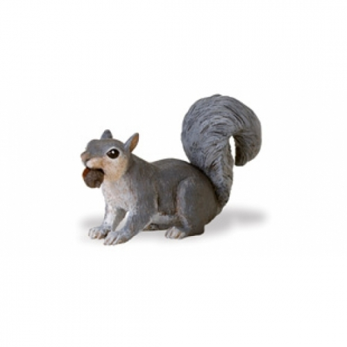 Gray Squirrel Replica