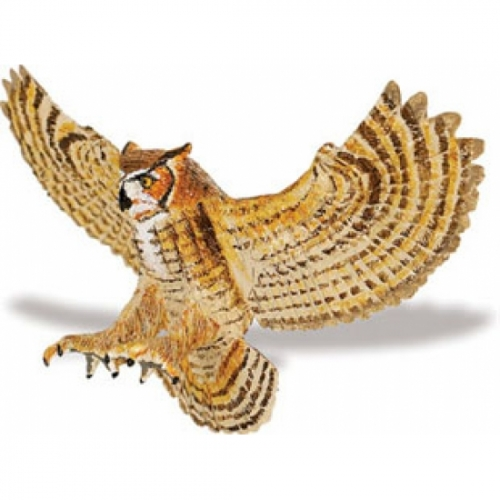 Great Horned Owl Replica