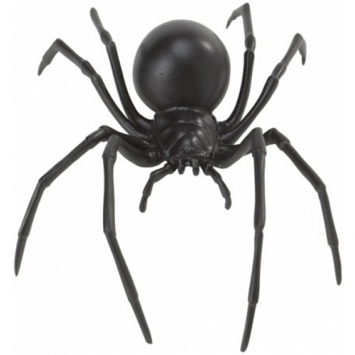 Black Widow Spider Replica