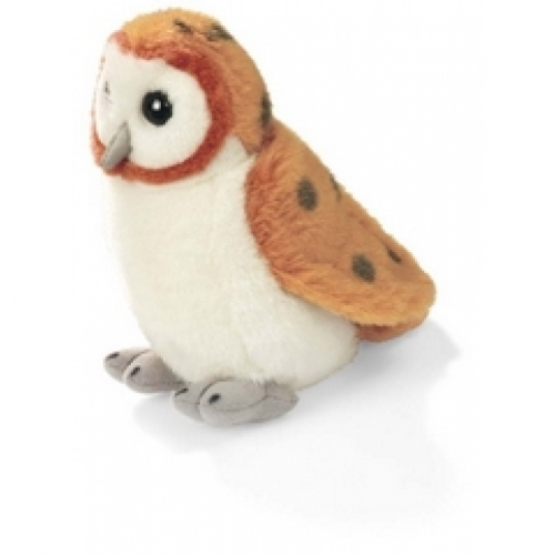 Barn Owl - Audubon Stuffed Animal (with Bird Song)