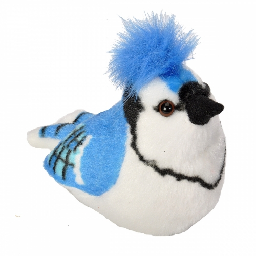 Blue Jay - Audubon Stuffed Animal (with Bird Song)