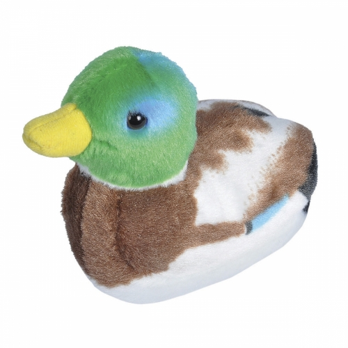 Mallard - Audubon Stuffed Animal (with Bird Song)