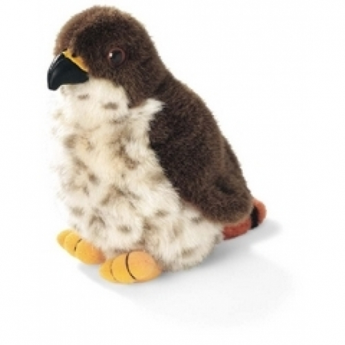 Red-Tailed Hawk - Audubon Stuffed Animal (with Bird Song)