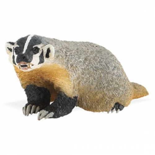 American Badger Replica