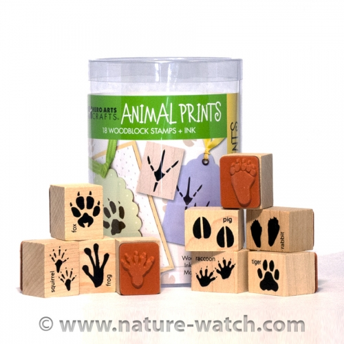 Ink 'n Stamp Animal Prints
