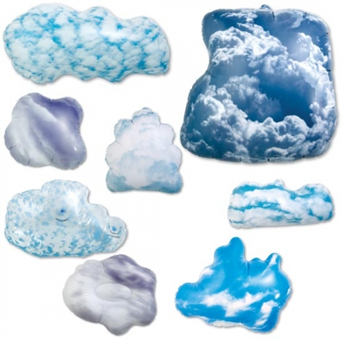 Inflatable Clouds